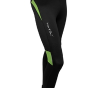 Лосины NORDSKI PREMIUM BLACK/GREEN