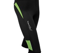 Капри NORDSKI PREMIUM BLACK/GREEN