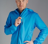 Ветровка NORDSKI RUN LIGHT BLUE